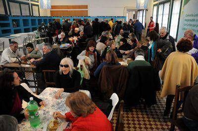 El Espacio Unzué abrió sus puertas a los jubilados para celebrar la Independencia