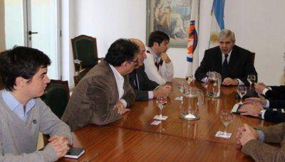 Nación y Ciudad se reunieron por la cuenca Matanza-Riachuelo