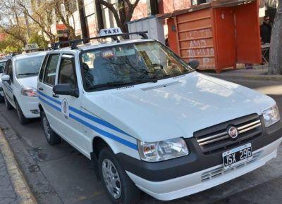 Los taxis vuelven a aumentar en la capital puntana