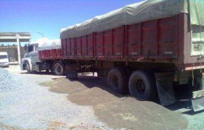 El Municipio y la Provincia avanzarán en el control de carga de camiones