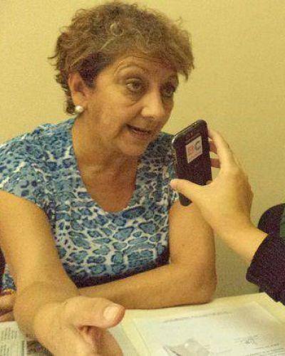 Ana Lara sobre el fallecimiento de Naiara: �Esta situaci�n no tiene que volver a pasar en Berisso�