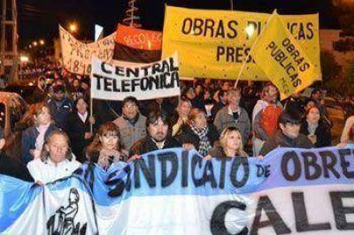 El Concejo Deliberante de Caleta Olivia aprobó aumento a empleados municipales