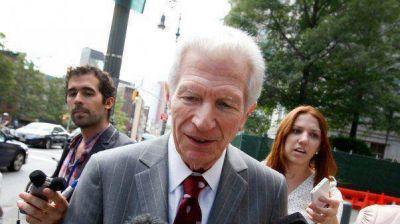 Finalizó la reunión de la delegación argentina con el mediador de Griesa