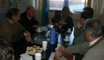Comisión Hídrica: en 30 días comenzarían obras en el barrio El Ciclista