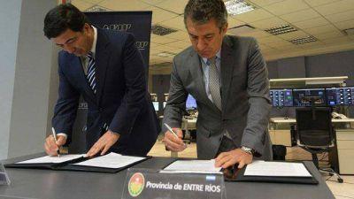 Echegaray destacó la gestión tributaria entrerriana pese al fraude en Ater