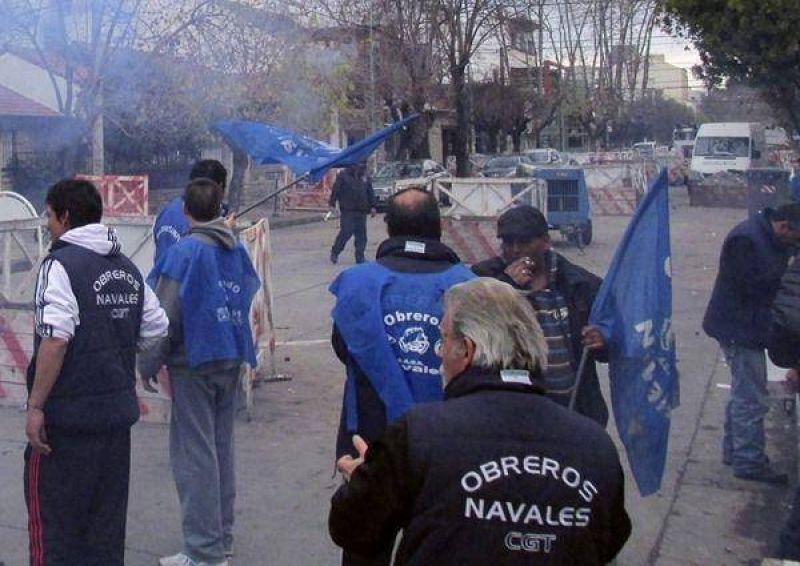"OBREROS NAVALES: ""LOGRAMOS UNA APERTURA DE DIÁLOGO"""