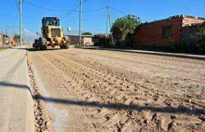 470 familias de barrio Fraternidad se beneficiarán con obras de infraestructura básica