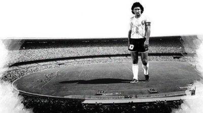Messi quiere ser el nuevo Maradona