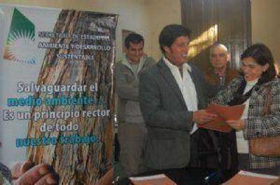 Catamarca recibir� cerca de 8 millones de pesos para la conservaci�n de bosques nativos