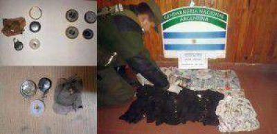 En Jujuy Gendarmería incautó cocaína ingresada al país dentro de 142 botones de costura