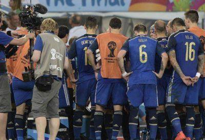Ginóbili, Lucha Aymar, Del Potro y hasta Klinsmann bancaron a la Selección