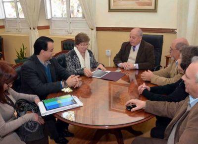 Planean crear calles de acceso a la Universidad de Villa Mercedes