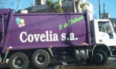 Efecto Quilmes: Covelia no recolectará más los residuos en Tres de Febrero