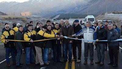 Esquiadores de todo el país llegaron a La Hoya