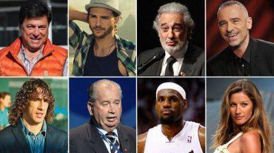 La lista de invitados VIP para la gran final del Mundial