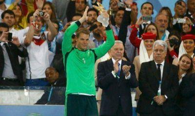 Neuer, el mejor bajo los tres palos