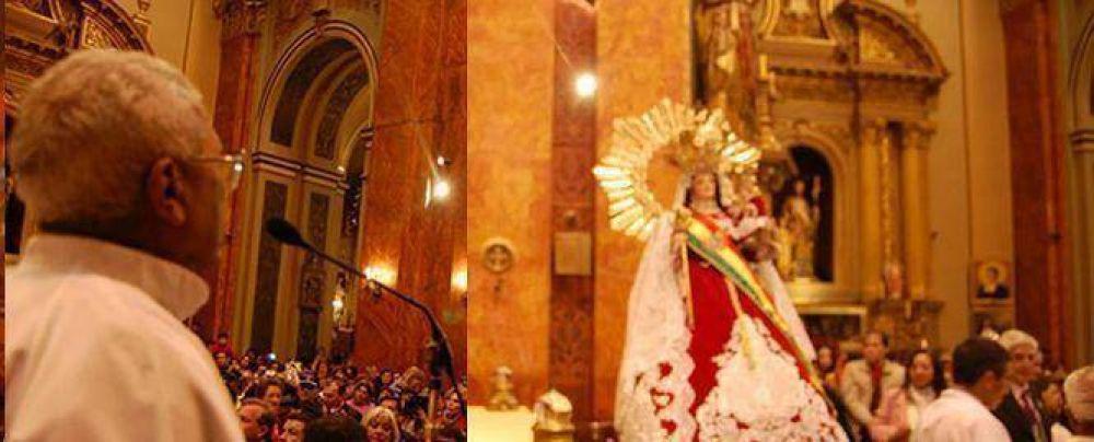 Promueven a la Virgen de Urcupiña como patrona de Latinoamerica