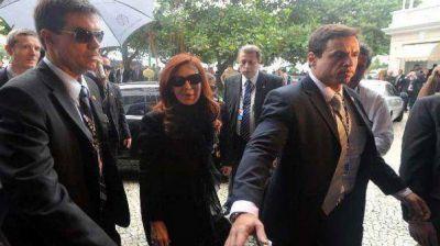 Cristina Kirchner viaja a Brasil para participar de la cumbre del grupo BRICS