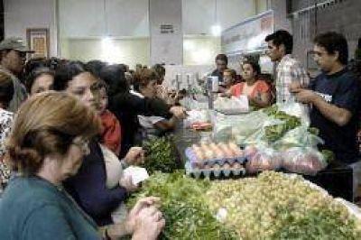 Destacan que en el Mercado Central hay una diferencia de precios de hasta el 30 por ciento