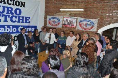 Continúa la intensa actividad del Frente Cívico en La Banda
