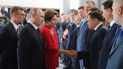 Países del grupo BRICS fundan hoy su Banco de Desarrollo