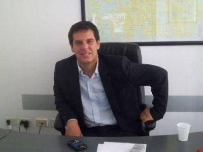 """Gonzalo Atanasof: """"El gran desafío que tiene esta autopista es demostrar que el estado puede gestionar"""""""