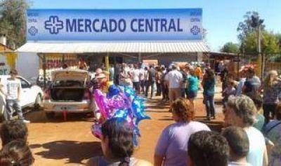Mercado Central: Nueva canasta de alimentos para jubilados