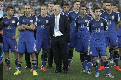 El boletín final de calificaciones de la selección argentina en el Mundial de Brasil 2014