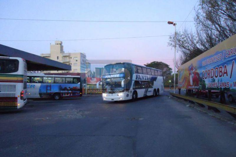 No habrá paro de transporte de larga distancia