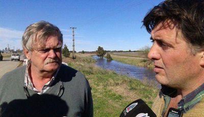 Arroyos: normalidad en la ciudad, pero dificultades en campos y caminos rurales