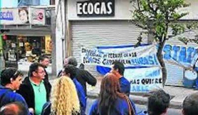 Ecogas ratific� que continuar�n las restricciones para acceder al servicio