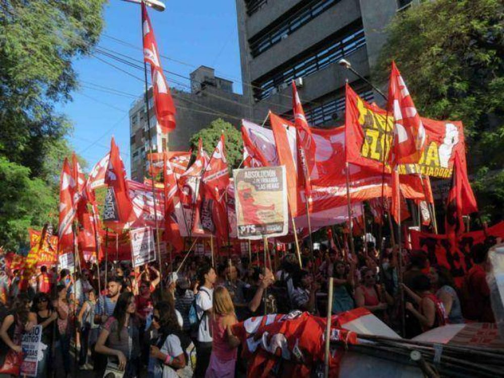 A las 7 de este miércoles la Izquierda cortará San Martín y Colón
