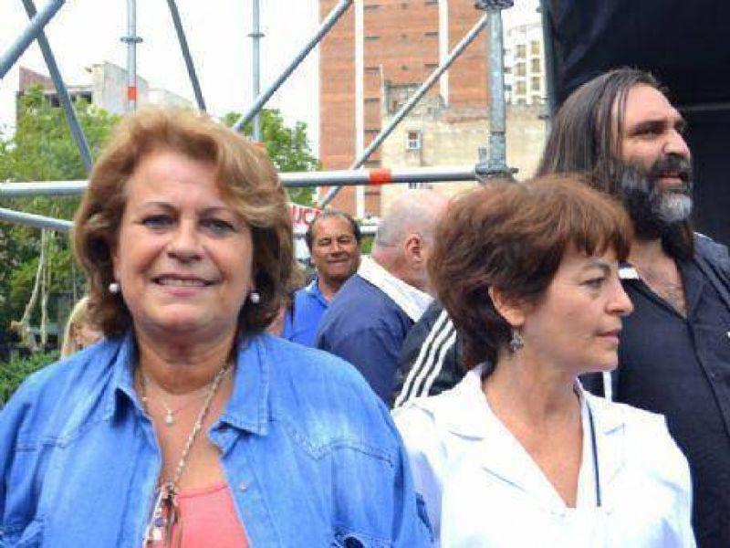 """Mirta Petrocini, sobre el paro tras el receso invernal: """"Es el mandato de los docentes"""""""