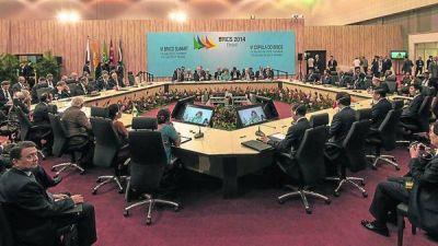 Los Brics crearon un banco de desarrollo y un fondo anticrisis