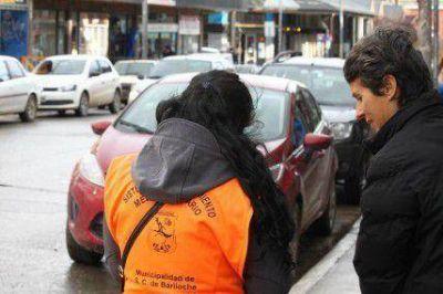 Cobraron operadores del estacionamiento medido y volvieron al trabajo