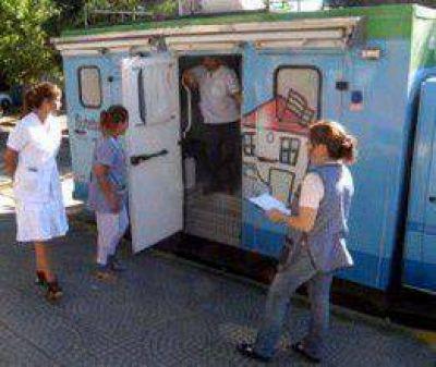 Mañana: móvil sanitario del SUTEBA en Rojas