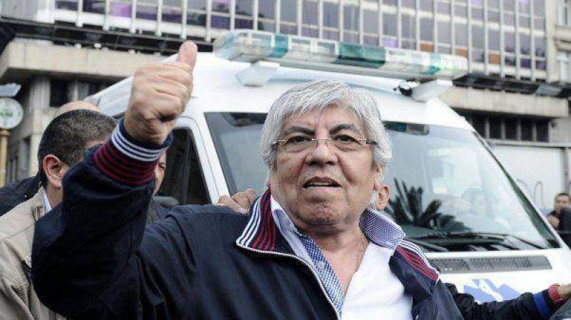 Moyano ratificó el paro nacional para la principios de agosto