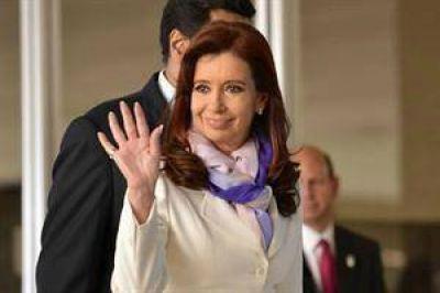 Fondos buitre: Cristina Kirchner dijo que consiguió apoyo del Brics