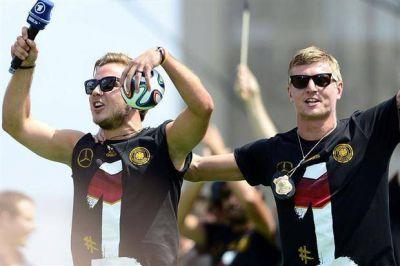 El presidente de la Federación Alemana dijo que la burla no pretendió ser