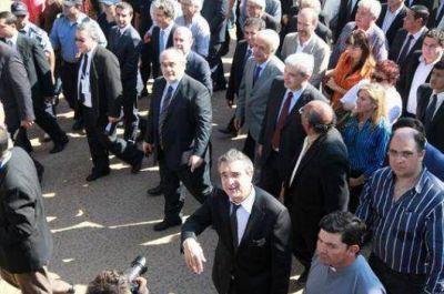 La presencia política en Itatí levantó polvareda
