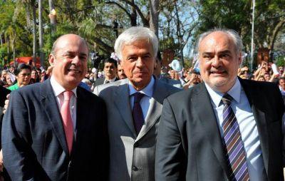 """Canteros a De la Sota y Pepe Scioli: """"Corrientes tiene amigos que siempre estarán al lado nuestro"""""""