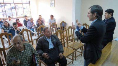 """Presentaron al Foro de Municipios el programa """"Construir Empleo"""""""