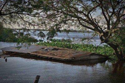 Siguen juntando donaciones para los afectados en Formosa por la crecida del río