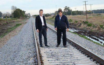 Avanzan a buen ritmo los trabajos de renovación de vías