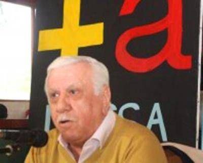Vicente Joga aseguró que Massa no para de crecer en todo el NEA