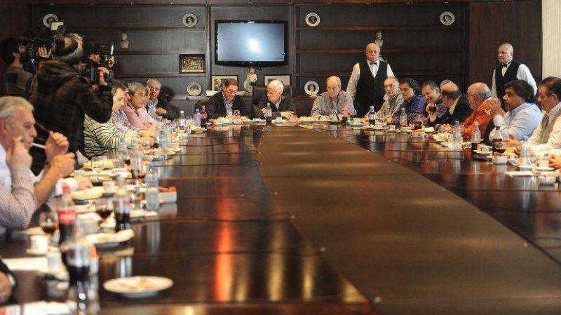 La CGT de Caló pedirá reunirse con el Gobierno para reclamar la suba del piso de Ganancias