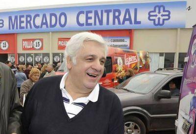 Samid abrió supermercados privados en nombre del Mercado Central
