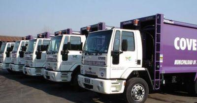 Tres de Febrero: sigue la polémica por la recolección de residuos