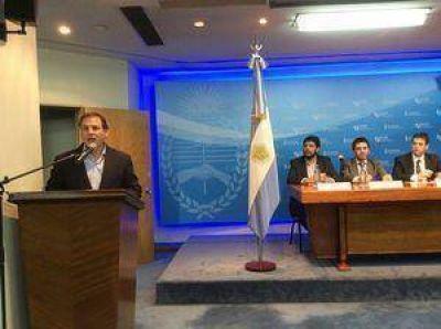 Ponce participó del lanzamiento del programa ACERCAR