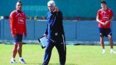 Pese a su renuncia, De Felippe dirigirá el amistoso ante Vélez